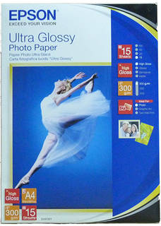 Ultra Glossy Photo Paper A4 (C13S041927)