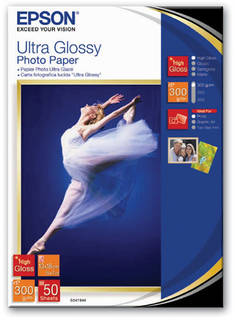 Ultra Glossy Photo Paper 13x18 (C13S041944)