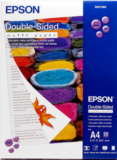 Double-Sided Matte Paper A4 (C13S041569)