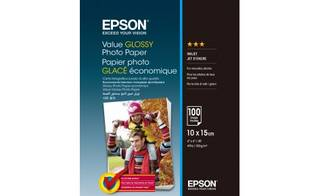 Value Glossy Photo Paper 10x15cm (100 листов)