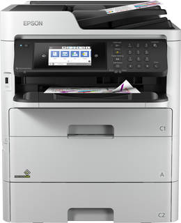 Купить МФУ Epson WorkForce Pro WF-C579RDWF | ultracom.by